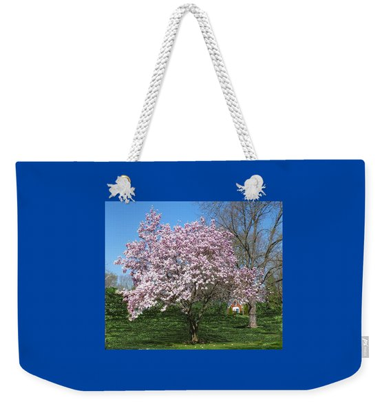 Early Blooms Weekender Tote Bag
