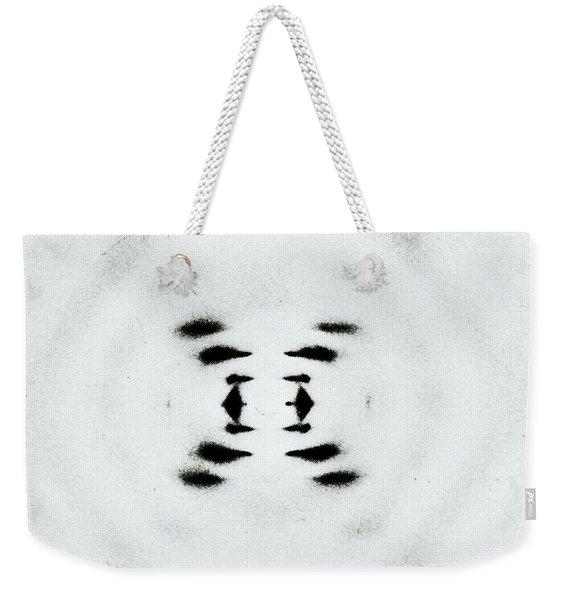 Early Image Of Dna Weekender Tote Bag