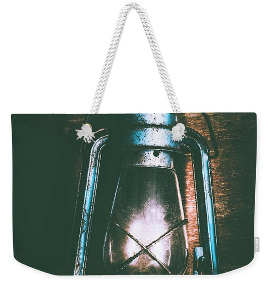 Early Settler Still Life Weekender Tote Bag