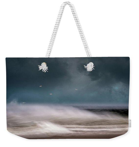 Early Spring At Nauset Beach Weekender Tote Bag