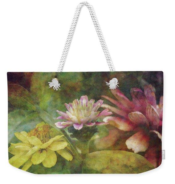 Early Summer Flowers 1304 Idp_2 Weekender Tote Bag