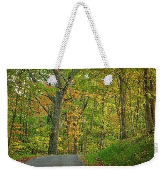 Early Sun Weekender Tote Bag