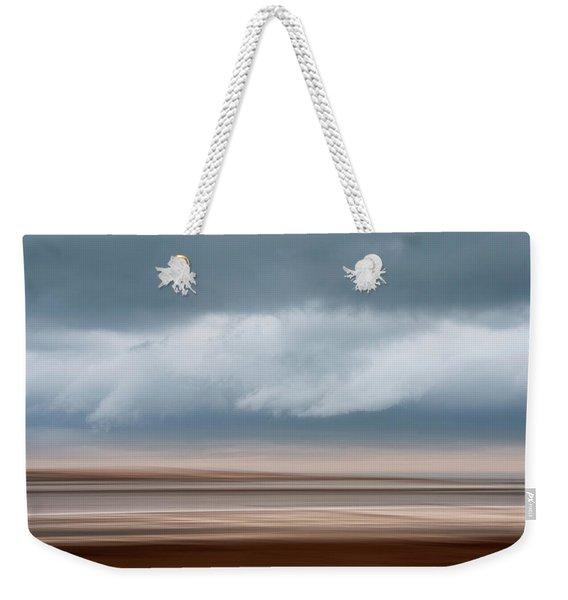 Early Winter At Sandy Neck Weekender Tote Bag