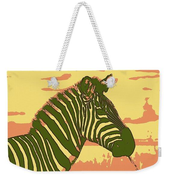 Earned Stripes Weekender Tote Bag