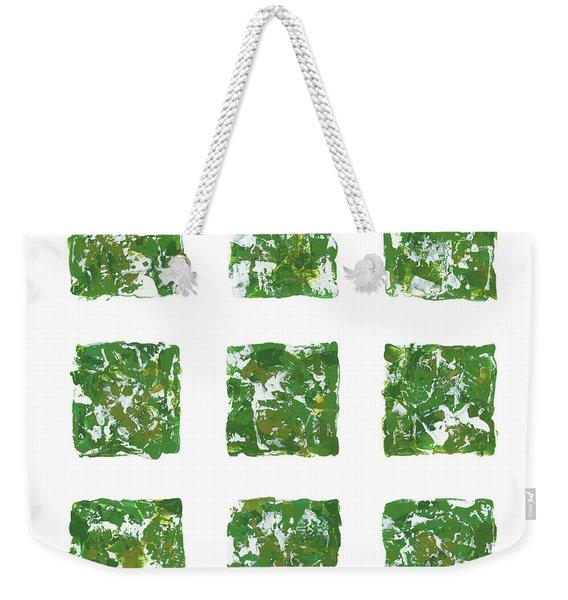 Earth Weekender Tote Bag