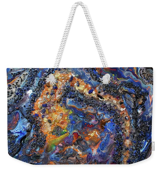 Earth Gems #18w01 Weekender Tote Bag