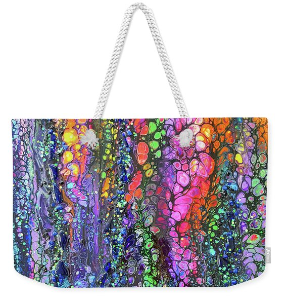 Earth Gems #18w02 Weekender Tote Bag