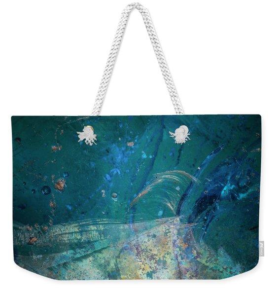 Earth Portrait 001-88 Weekender Tote Bag