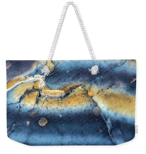 Earth Portrait 001-89 Weekender Tote Bag