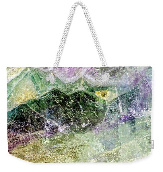 Earth Portrait 268 Weekender Tote Bag