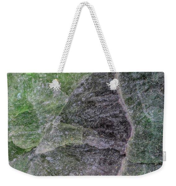 Earth Portrait 294 Weekender Tote Bag