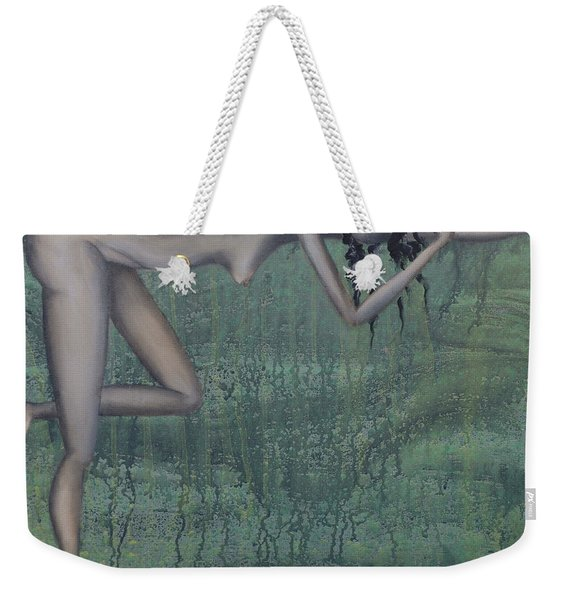 Earth Woman Weekender Tote Bag