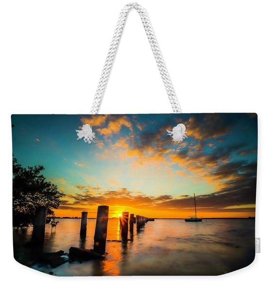 East Breeze Weekender Tote Bag