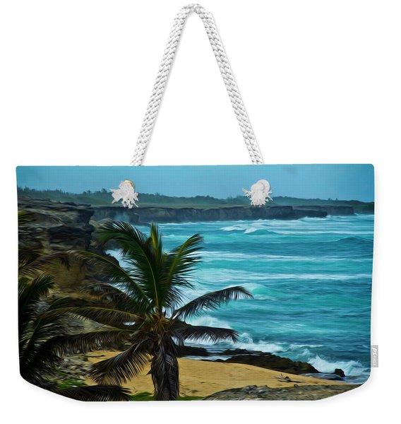 East Coast Bay Weekender Tote Bag