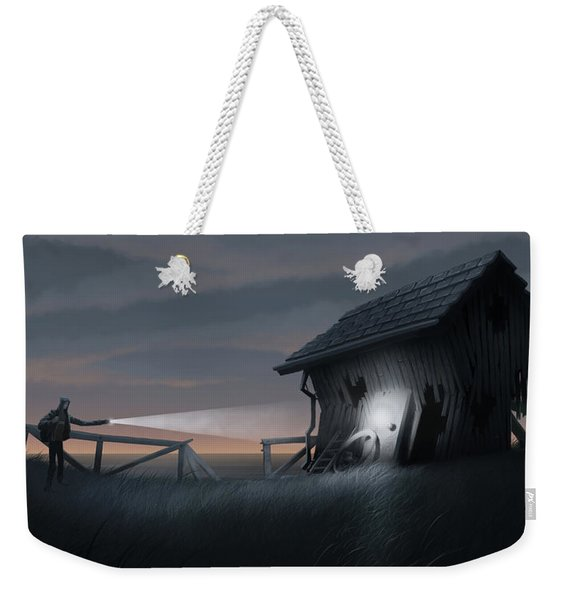 East Coast Fear Weekender Tote Bag