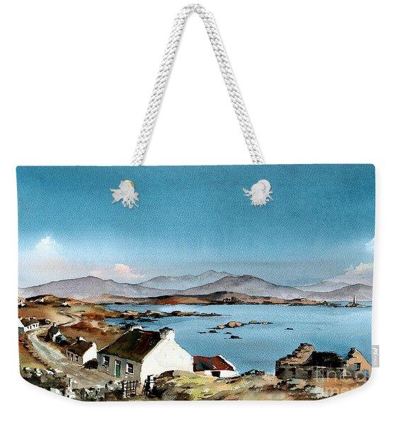 East End, Inishboffin, Galway Weekender Tote Bag