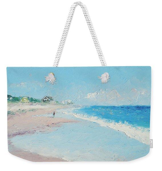 East Hampton Beach Weekender Tote Bag
