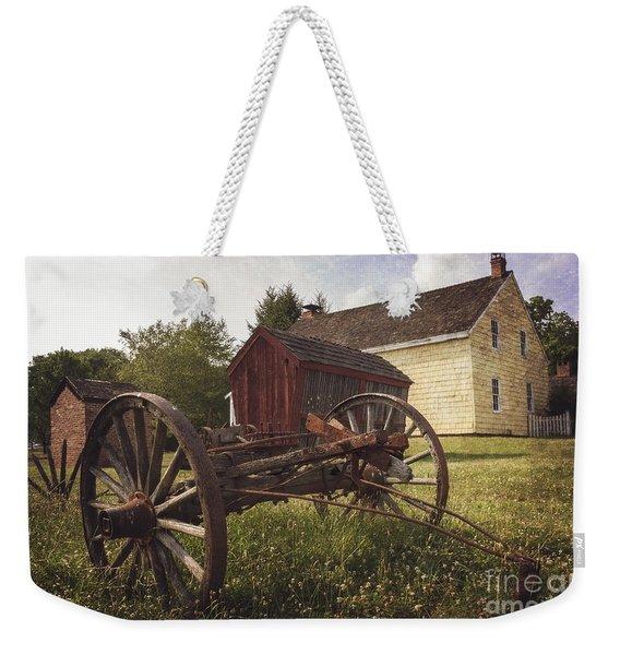 East Jersey Olde Town Weekender Tote Bag