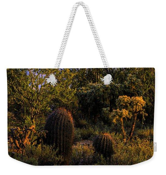 East Of Sunset V40 Weekender Tote Bag