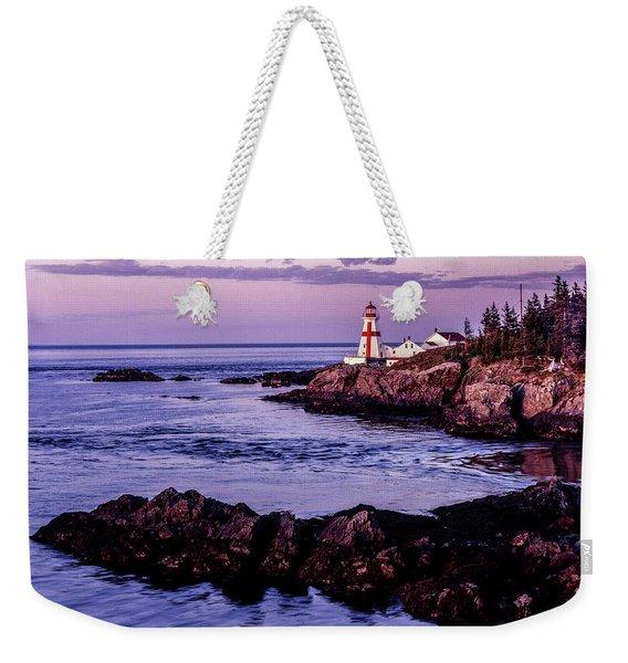 East Quoddy Head, Canada Weekender Tote Bag