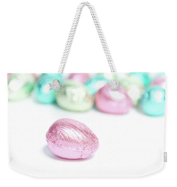 Easter Eggs II Weekender Tote Bag