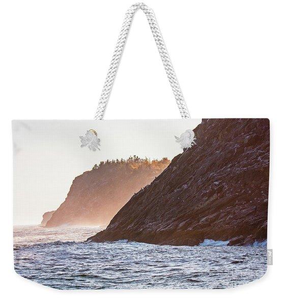Eastern Coastline Weekender Tote Bag