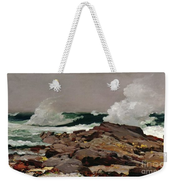 Eastern Point Weekender Tote Bag