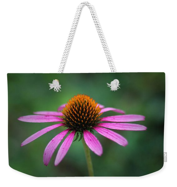 Eastern Purple Coneflower Weekender Tote Bag