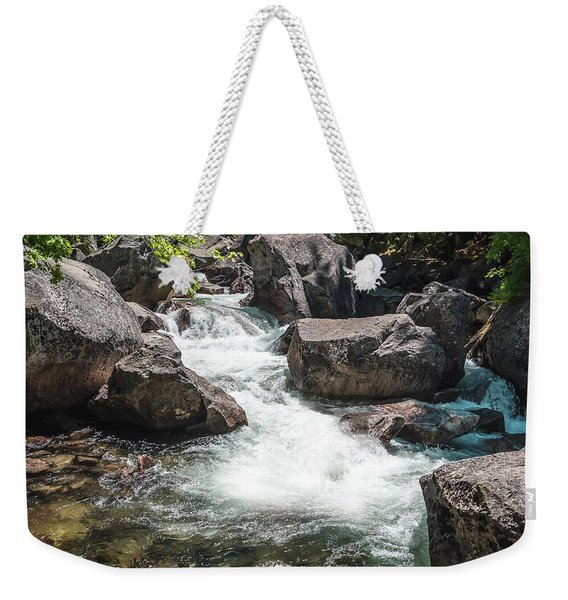 Easy Waters- Weekender Tote Bag
