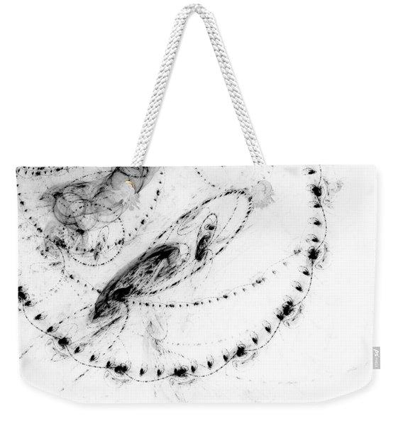 Echo 3 Weekender Tote Bag