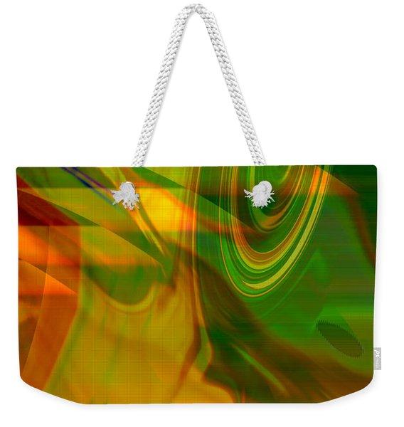 Echo Chamber Weekender Tote Bag