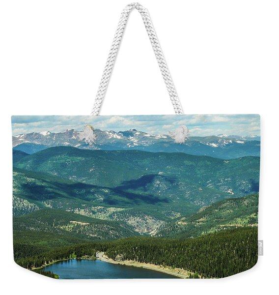 Echo Lake Weekender Tote Bag
