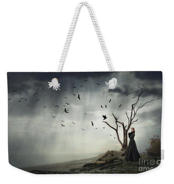 Echoes Of Despair Weekender Tote Bag