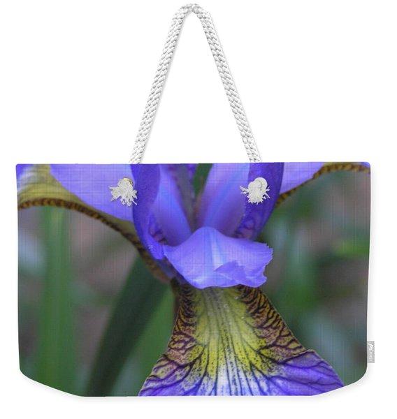 Ec Iris Weekender Tote Bag
