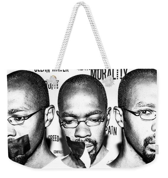 Ecological Identity Weekender Tote Bag