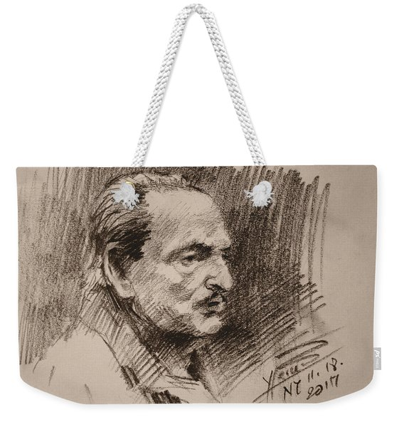 Eddy Weekender Tote Bag