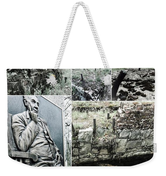 Edison Memorial Weekender Tote Bag