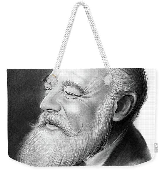 Edmund Gwenn Weekender Tote Bag