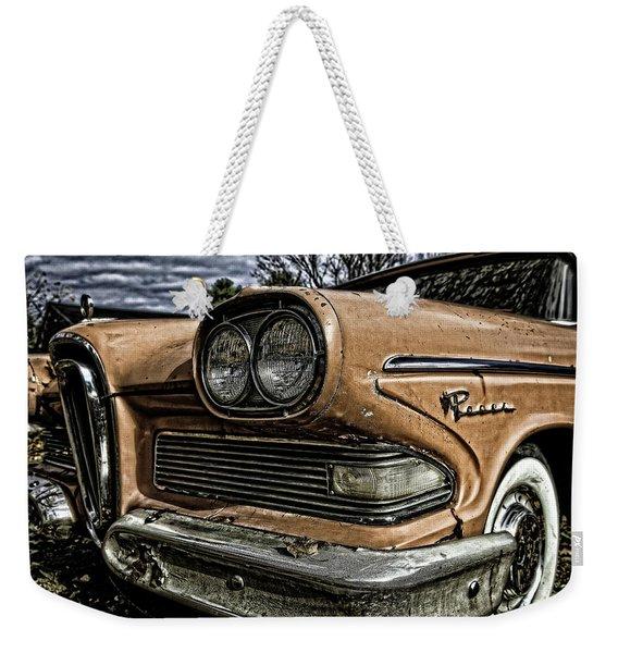 Edsel Ford's Namesake Weekender Tote Bag