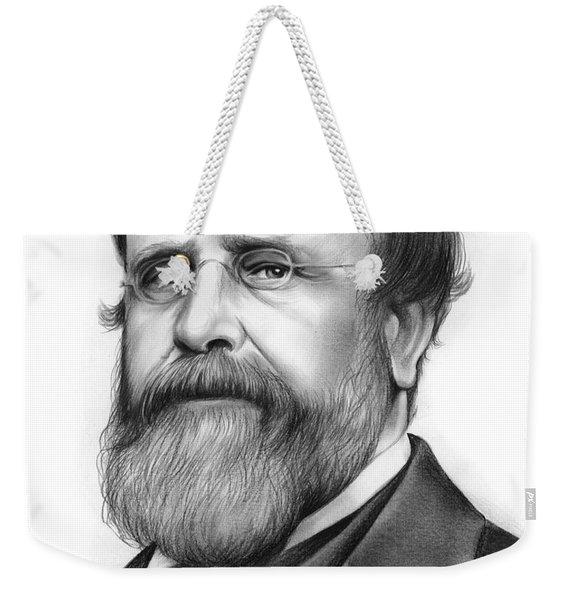 Edwin Hubbell Chapin Weekender Tote Bag