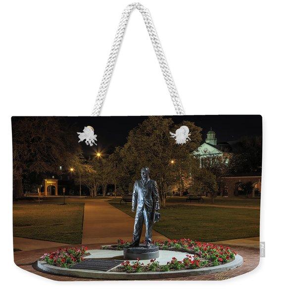Edwin Stephens At Night Weekender Tote Bag