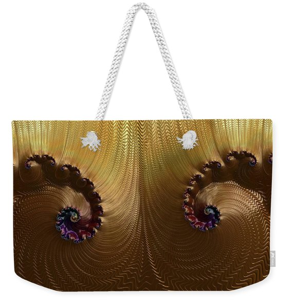 Egyptian God Weekender Tote Bag