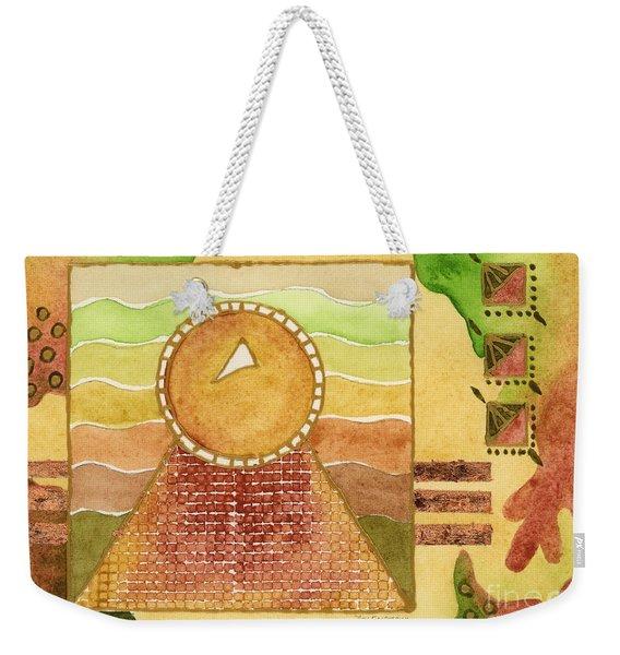 Egyptian Sun I Weekender Tote Bag