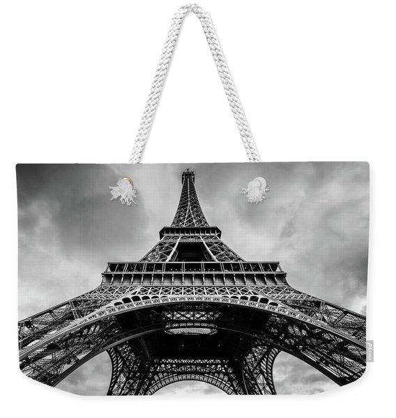 Eiffel Tower 4 Weekender Tote Bag