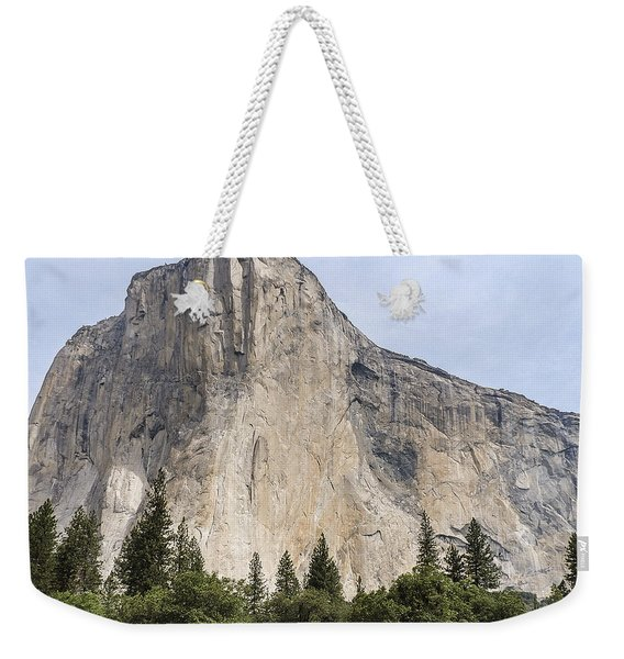 El Capitan Yosemite Valley Yosemite National Park Weekender Tote Bag