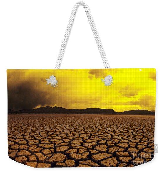El Mirage Desert Weekender Tote Bag