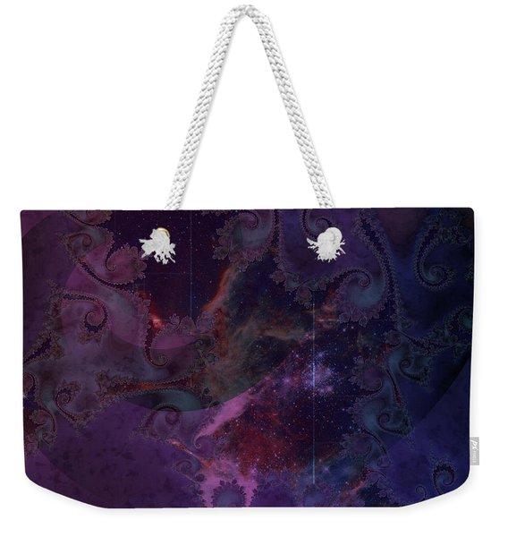 El Sendero Luminoso Weekender Tote Bag