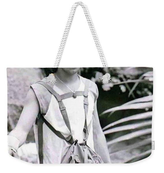 El Yunque Hike Weekender Tote Bag