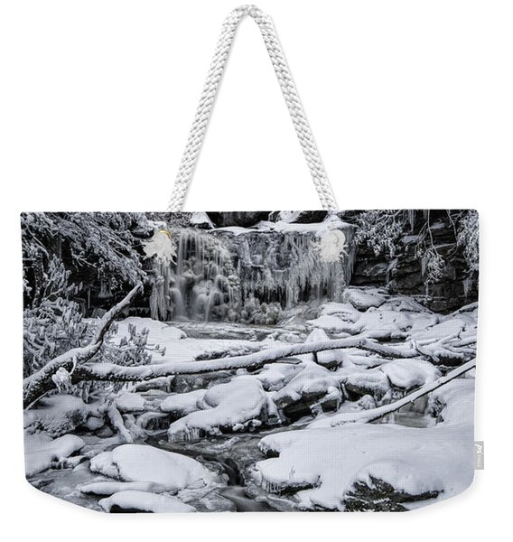Elakala Falls Weekender Tote Bag