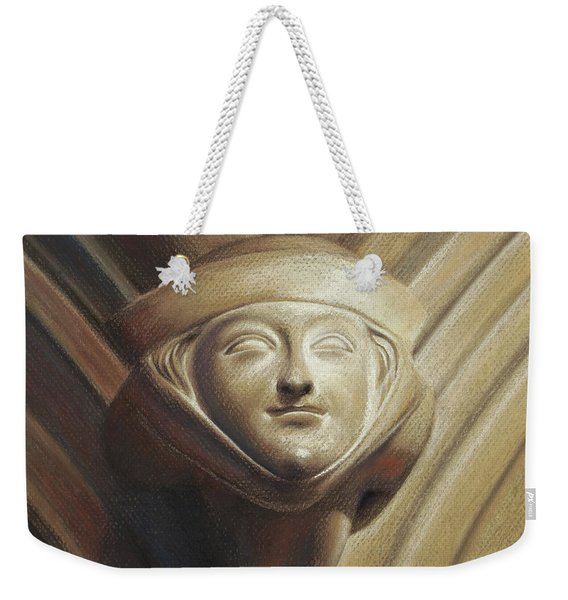 Eleanor Of Aquitaine Weekender Tote Bag